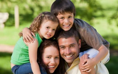 Like Parent, Like Child: Good Oral Health Starts at Home